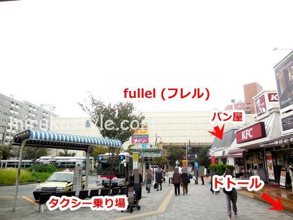 鷺沼駅 正面口のお店