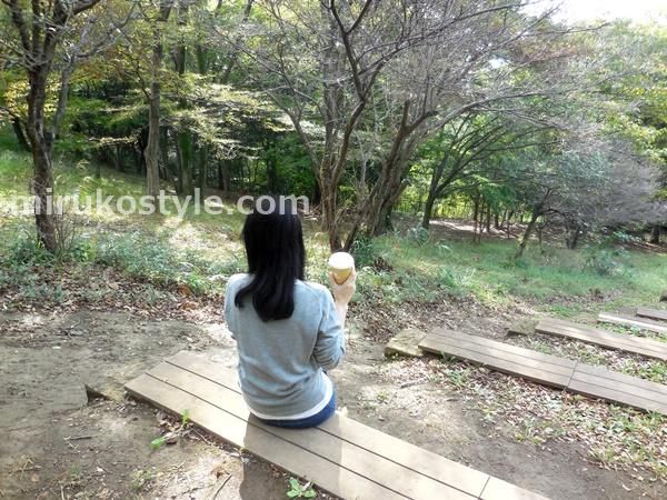 LAOGの三脚で撮った女性と風景4