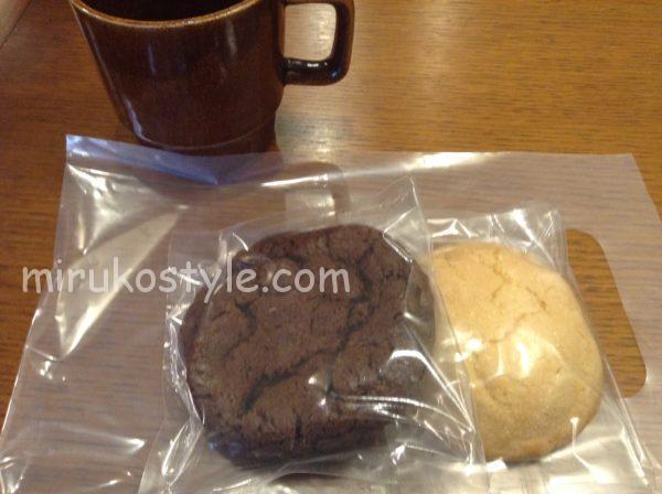 ザ・モダンコーヒーのクッキー